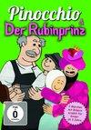 Vergrößerte Darstellung Cover: Pinocchio/Der Rubinprinz. Externe Website (neues Fenster)