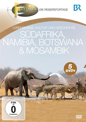 Fernweh - Die Reisereportage - Südafrika, Namibia, Botswana & Mosambik