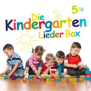 Die Kindergarten-Lieder-Box