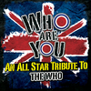Vergrößerte Darstellung Cover: Who are you - an all star tribute to The Who. Externe Website (neues Fenster)
