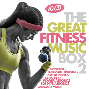 The great fitness music box 2 - spinning, intervall-training …