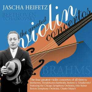 The greatest violin concertos