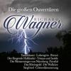 Vergrößerte Darstellung Cover: Richard Wagner - Die großen Ouvertüren. Externe Website (neues Fenster)