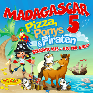 Pizza, Ponys & Piraten