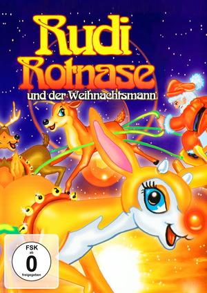 Rudi Rotnase und der Weihnachtsmann