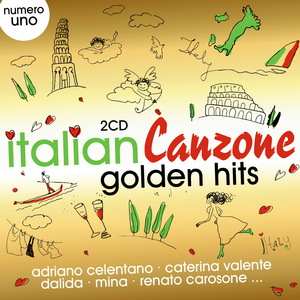 Italian Canzone - Golden Hits