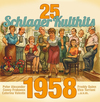 en: Link auf das größere Bild: 25 Schlager Kulthits - 1958. External link opens new window