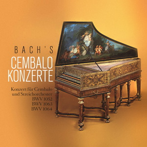 Bach's Cembalo Konzerte