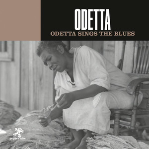 Odetta sings the Blues
