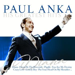Paul Anka - his greatest hits